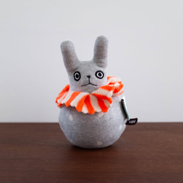 Rabbit Roly Poly Doll