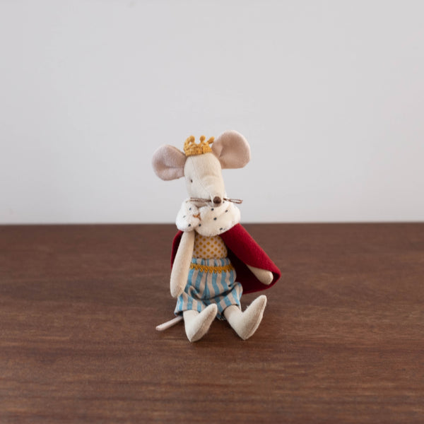 King Mouse Doll