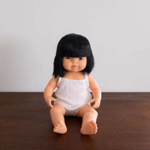 Baby Girl Doll- Asian Girl