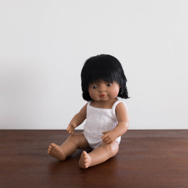 Baby Girl Doll- Hispanic Girl