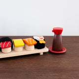 Wooden Eco Friendly Sushi Set