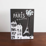 Paris Up Up and Away! Book