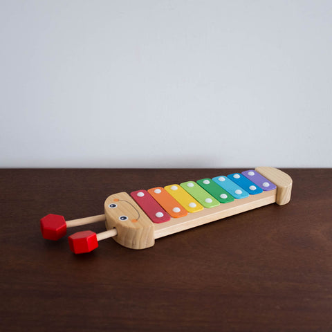 Caterpillar Wooden Xylophone