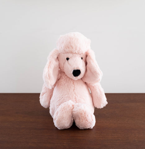 Bashful Poodle Doll- Medium