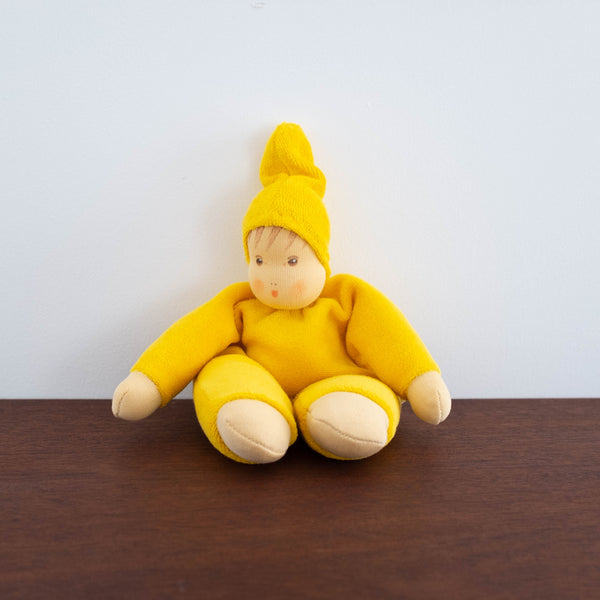 Nanchen Cuddle Doll- Yellow