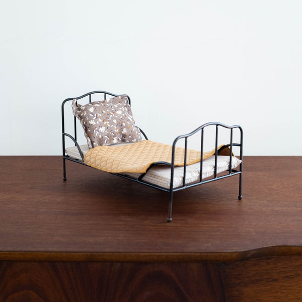 Mini Vintage Bed- Anthracite