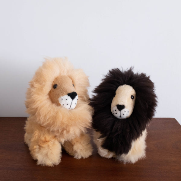 Peruvian Lion Stuffed Animals- Large
