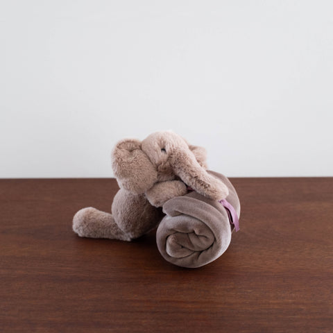 Shooshu Elephant Soother Blankie