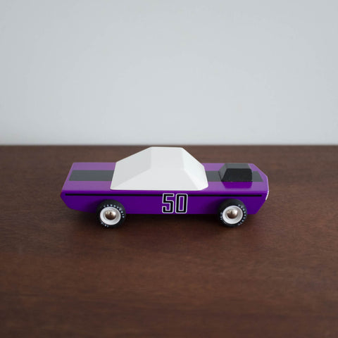 Plum 50 the Wooden Car Toy