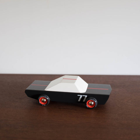 Carbon 77 Wooden Toy Car