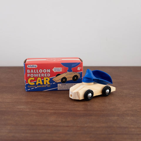 Balloon Powered Car Kit
