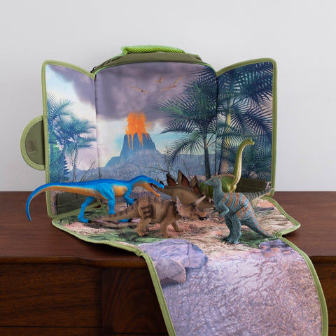 Dino Landscape Play Backpack