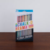 Chalk- O-Rama Dustless Chalk Crayons