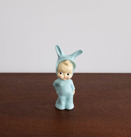 Mini Lapin Doll- Baby Blue