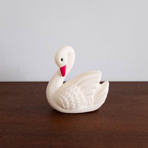 Swan Mini Light- Cream White