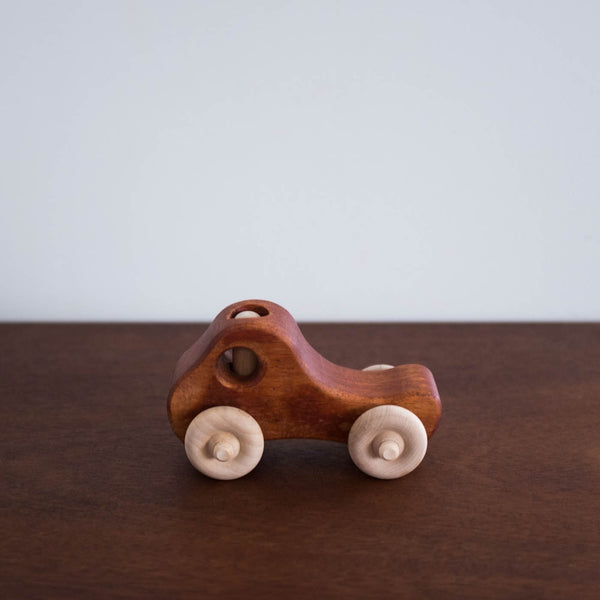 Wooden Race Car Toy