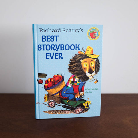 Best Storybook Ever by Richard Scarry Book