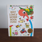 Best Lowly Worm Book Ever by Richard Scarry Book