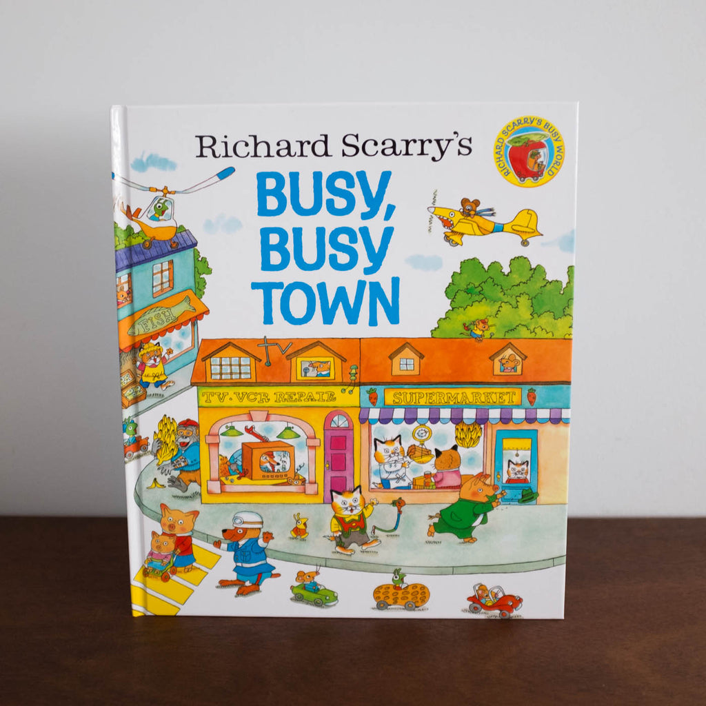 34 Best Richard Scarry Coloring Pages for Kids images | Richard ... | 1024x1024