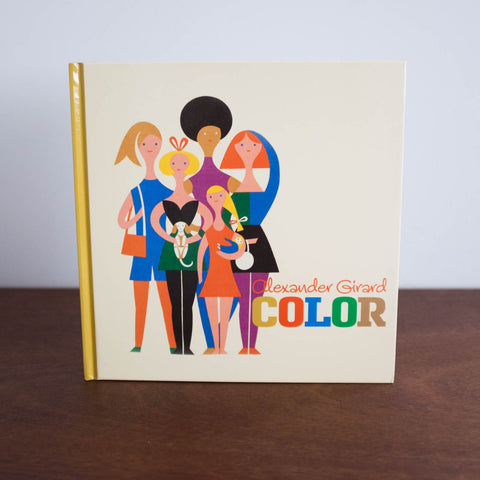 Alexander Girard Colors Book
