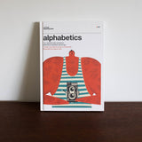 Alphabetics Book