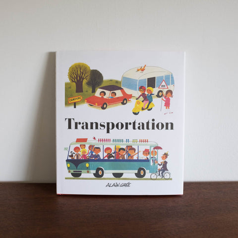 Alain Gree Transportation Book