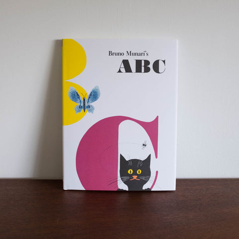 Bruno Munari's ABC Book