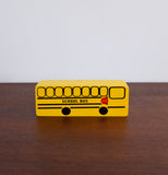 Wooden School Bus Musical Shaker