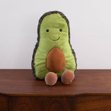Amuseable Avocado Doll- Huge