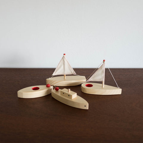 Mini Tug Tug Boats Set
