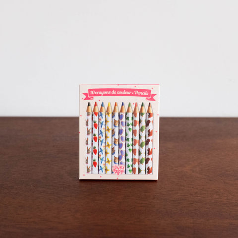 Aiko Lovely Paper Colored Pencils