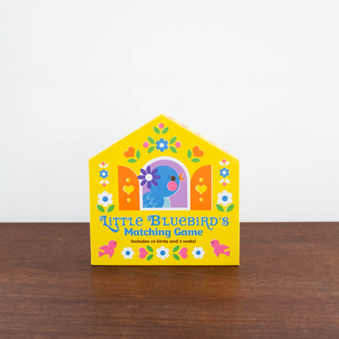 Little Bluebird's Matching Game Set