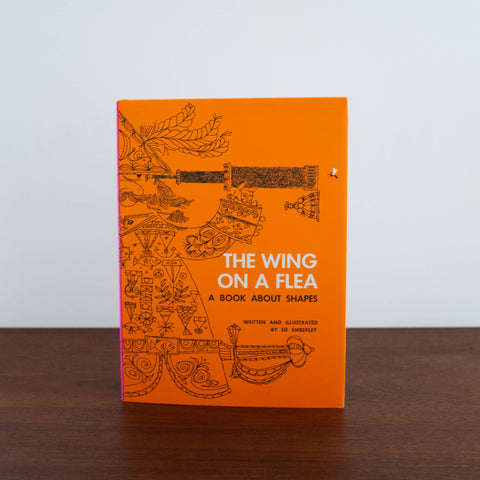 The Wing on a Flea Book