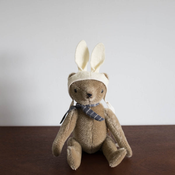 Polka Dot Club Rabbit Ears- Classic Bear