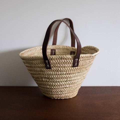 Mini French Market Baskets