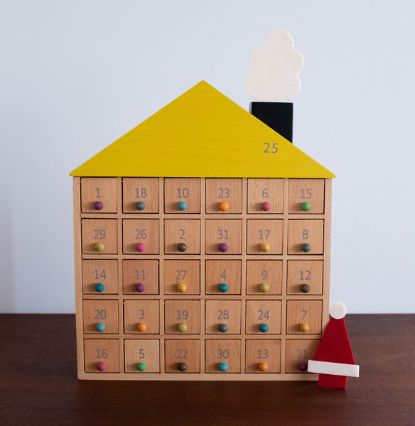 Apartment 31 Advent Calendar Toy