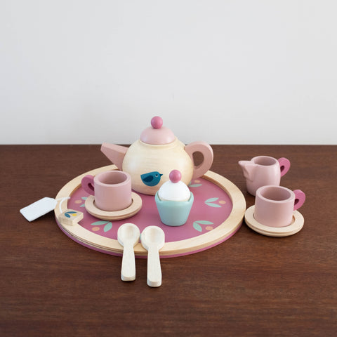 Birdie Tea Party Set