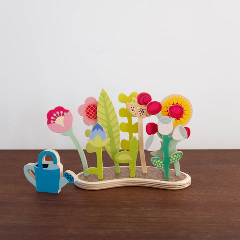 Flower Bed Activity Toy