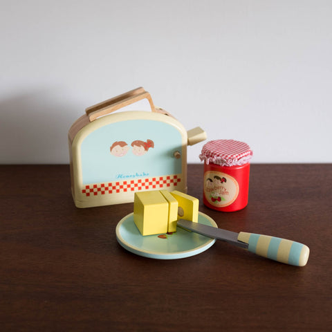 Honeybake Toaster Set