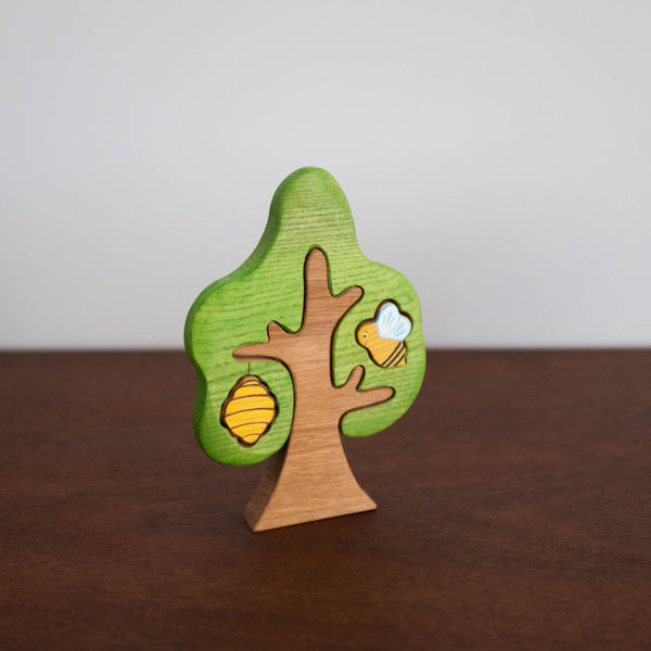 Bee with Tree Stacking Toy