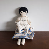 Lumi Doll- Stripes Dress