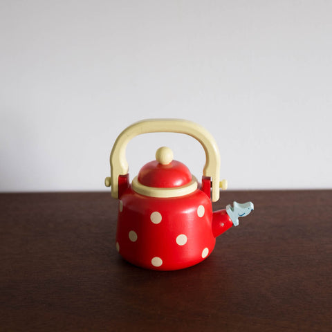 Dotty Kettle Teapot