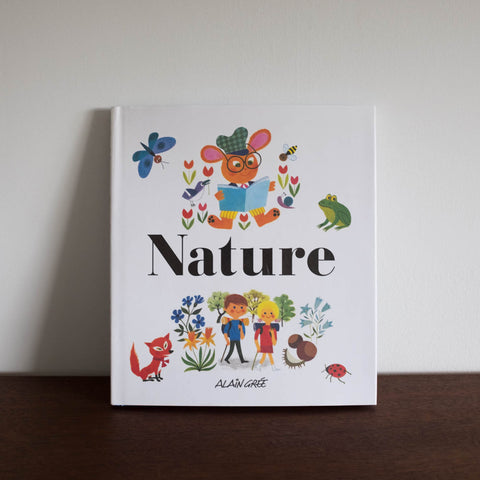 Alain Gree Nature Book