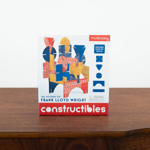 The Patterns of Frank Lloyd Wright Constructibles Kit