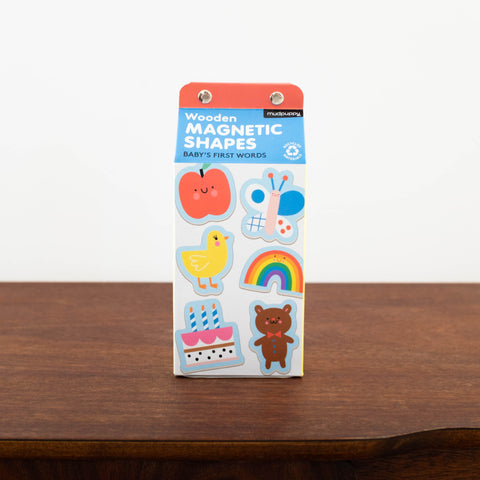 Magnetic Shapes Kit: Baby's First Words