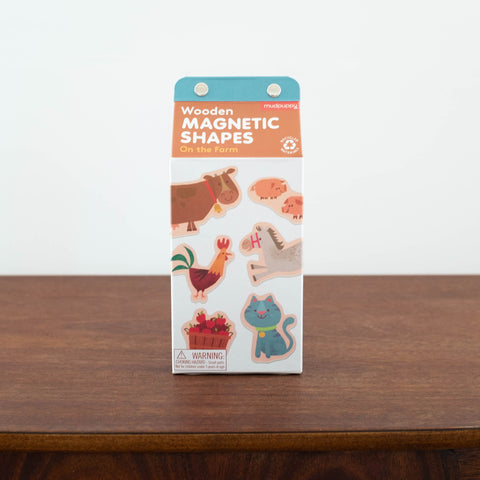 Magnetic Shapes Kit: Farm