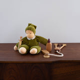 Wooden Bear Doctor Set