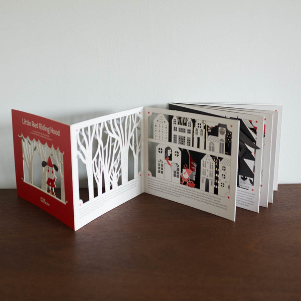 Little Red Riding Hood Cut- Out Book