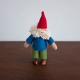 Wool Felt: Gnome Doll