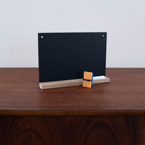 Black Japanese Chalkboard Set - Small